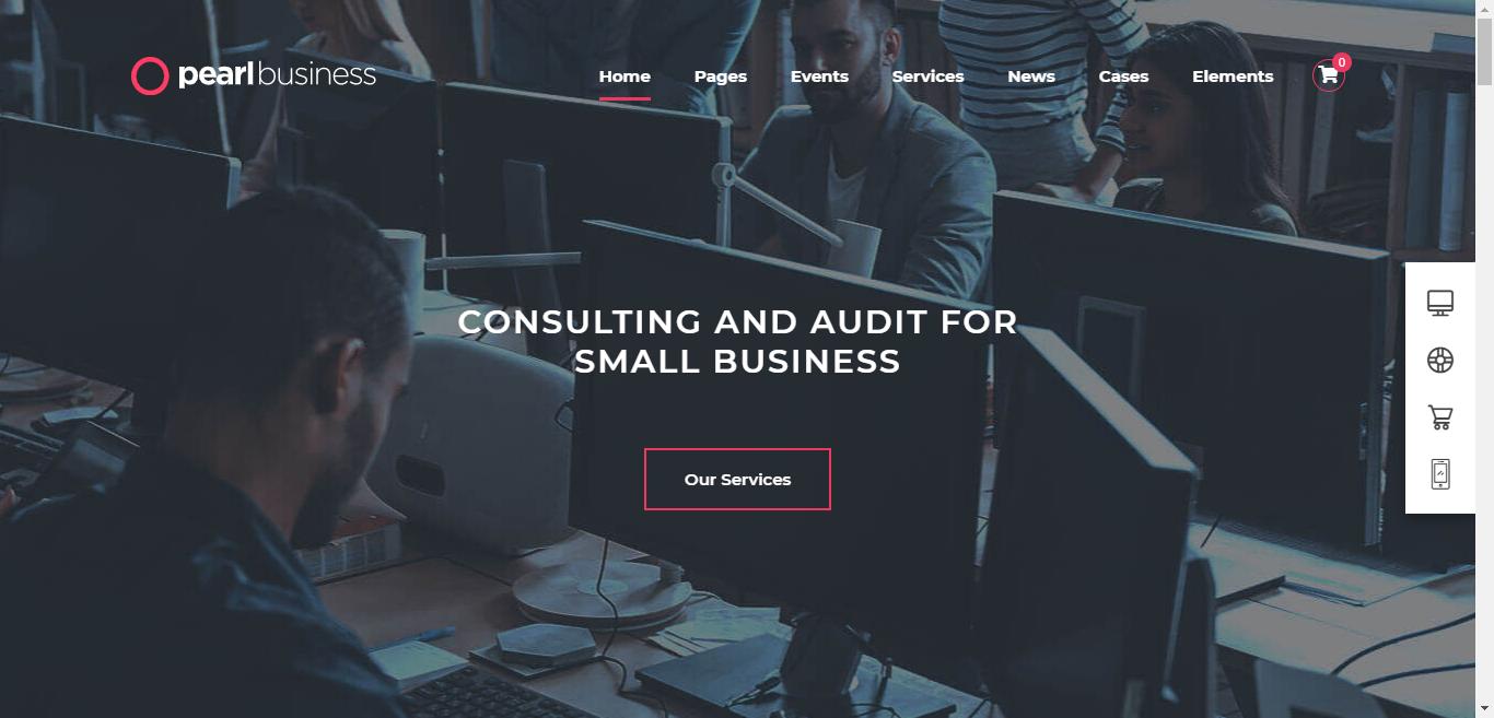 jasa web company profile 20